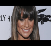 Lea Michele's First Interview Since Cory Monteith's Death