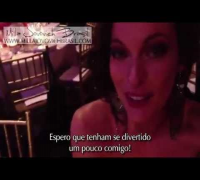 LEGENDADO Milla Jovovich no DreamBall 2012