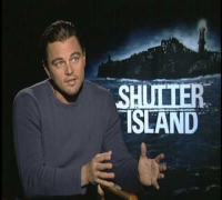Leonardo DiCaprio and Sir Ben Kingsley Interview for SHUTTER ISLAND