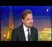 Leonardo DiCaprio au JT de France 2
