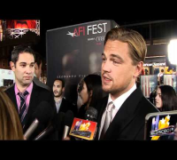 Leonardo DiCaprio & Clint Eastwood Discuss Controversial J. Edgar Kiss