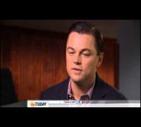 Leonardo DiCaprio Django Unchained The Today show Interview