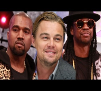 Leonardo DiCaprio has 2 Chainz and Kanye West At His Birthday!