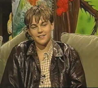 Leonardo DiCaprio interview '95 (part 2)