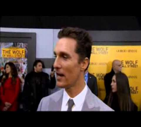Leonardo DiCaprio, Matthew McConaughey Talks About 'Lunch Humming' Scene from Wolf of Wall Street