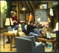 Leonardo DiCaprio on Growing Pains (Season 7 Episode 07/23) - THE KID'S STILL GOT IT - Part 1/2