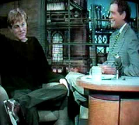 Leonardo DiCaprio on Letterman- 1995- Pt. 1