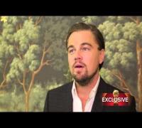 Leonardo DiCaprio on The Wolf of Wall Street