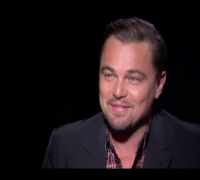 Leonardo DiCaprio on working with Jonah Hill