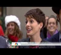 Les Miserables Movie Cast Interview - TODAY -  (*Not entire cast*) - Hugh Jackman, Anne Hathaway...