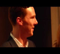 Letters Live Auction Benedict Cumberbatch and Gillian Anderson