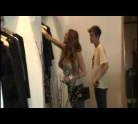 Lindsay Lohan and Sam Ronson shoping !