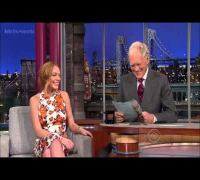 Lindsay Lohan - Interview (Full)  David Letterman 4-9-13