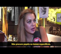 Lindsay Lohan Interview with CARAS (Brazil, March 2013)