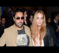 Lindsay Lohan Runs Back To Former Druggie Lover