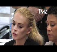 LINDSAY LOHAN ~~~TRIAL HEARING (VIDEO)