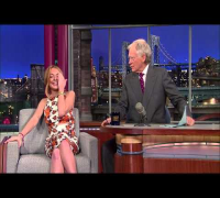 Lindsay Lohan was poised and funny on 'Letterman'... really! -- VIDEO