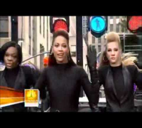 Live Performance by Beyonce Knowles : Single Ladies (ft. Heather Morris)