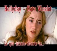 Lo que intento decirte es - Hollyday con Cameron Diaz y Kate Winslet Narrado por Feneté