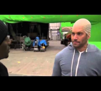 "LOL: Paul Walker Imitates Vin Diesel On The Set Of 'Fast & Furious': ""Diesel Time Bitches"""