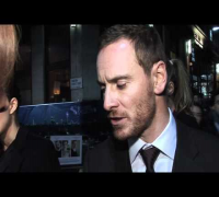 London Premiere: A Dangerous Method | Keira Knightley, Michael Fassbender (The Fan Carpet)