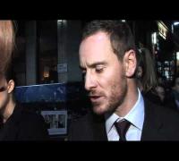 London Premiere: A Dangerous Method | Keira Knightley, Michael Fassbender (The Fan Carpet)