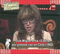 Los inicios de shakira y Luis Miguel