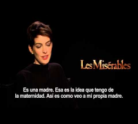 LOS MISERABLES - Entrevista a Anne Hathaway