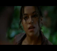 LOST - The Others - Ana Lucia kills Shannon [Michelle Rodriguez Kills Maggie Grace] 2006