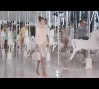 Louis Vuitton Spring 2012 Fashion Show ft. Kate Moss
