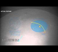 Lunar impact blast (11 September 2013)