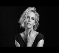 Lynn Hirschberg's Screen Tests: Charlize Theron