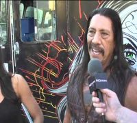 Machete - Comic-Con 2010 Exclusive: Danny Trejo and Michelle Rodriguez