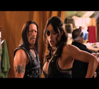 Machete Kills: Michelle Rodriguez Promo HD