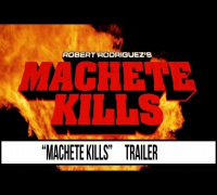 Machete Kills TRAILER Lady Gaga, Danny Trejo, Michelle Rodriguez, Sofia Vergara