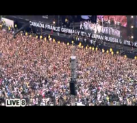 Madonna - Music - Live 8 - 2005