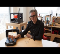 MakerBot Digitizer Desktop 3D Scanner - Introduction Video
