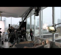 Making off BASEMENT con Kate Moss
