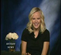 MALIN AKERMAN ANS HEARTWARMING HOLIDAYS INTERVIEW