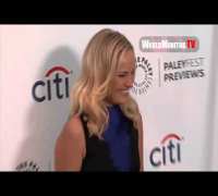 Malin Akerman arrives at PaleyFest Previews Fall TV Season - Trophy Wife Redcarpet