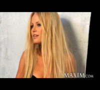 Malin Akerman: Maxim Cover Shoot