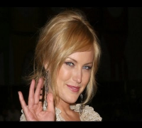 Malin Akerman Palm Reading