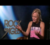 Malin Akerman 'Rock of Ages' Interview