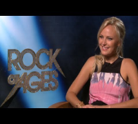 Malin Akerman Talks About Her Love Scene With Tom Cruise in Rock of Ages