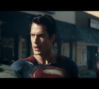 'Man of Steel' Cast Talk Taking on Superman
