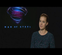 Man of Steel interview: Amy Adams talks playing Lois Lane and coping with Henry Cavill's hotness