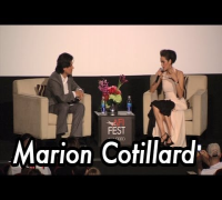 Marion Cotillard Answers Questions During a Special Tribute at AFI FEST presented by Audi