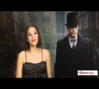 Marion Cotillard et sa vie privée : Interview vidéo de Marion...