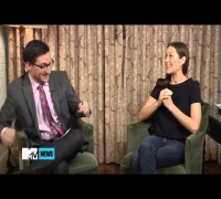 Marion Cotillard Gets Caught In A Lie   Video   MTV