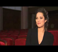 Marion Cotillard  Interview - Lady Noire Affair (French)